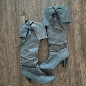 Charlotte Russe Lexie Boots